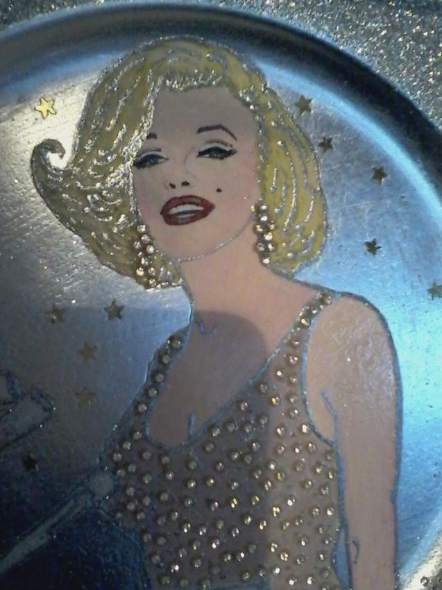 Marilyn Monroe by grazia